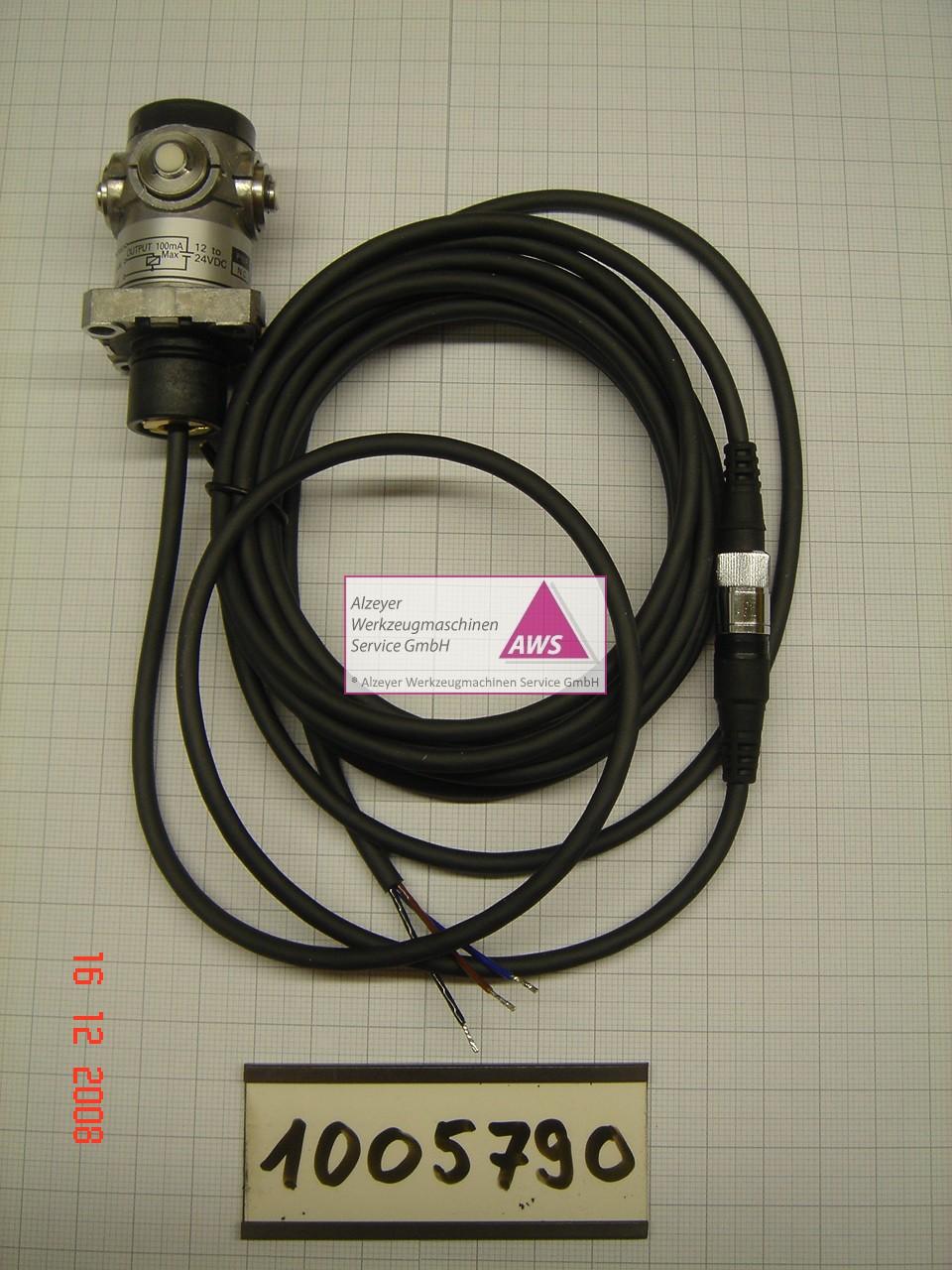 Tooleye OMRON Typ D5F-2B34C-Y