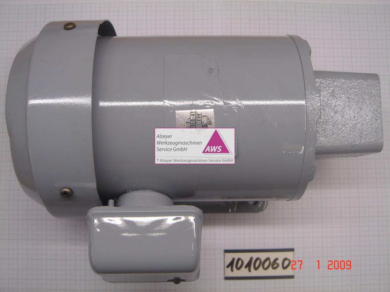 Pumpenmotor TOP 2M 750W 200V