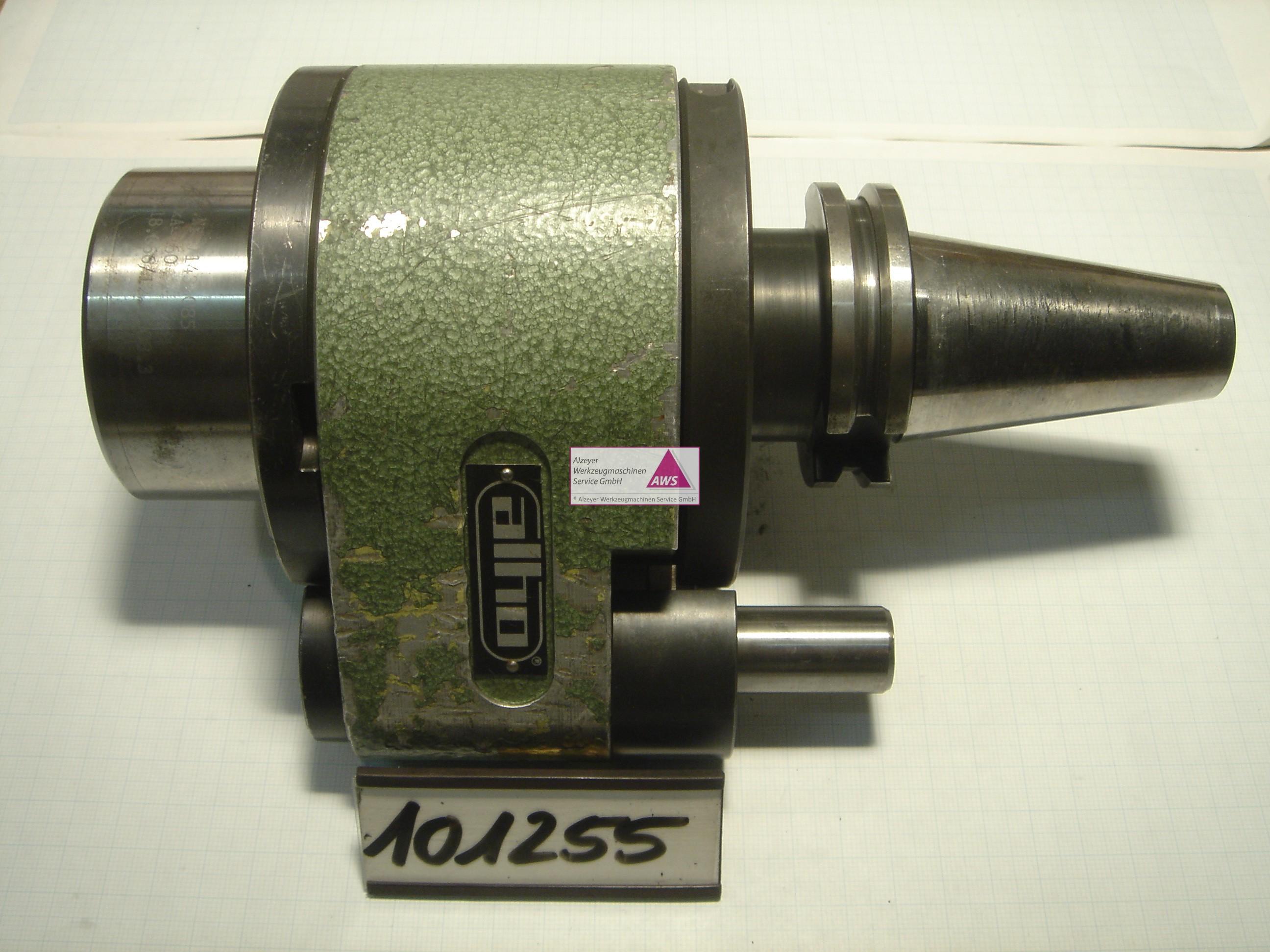Werkzeughalter SK40 für Kühlung durch die Spindel