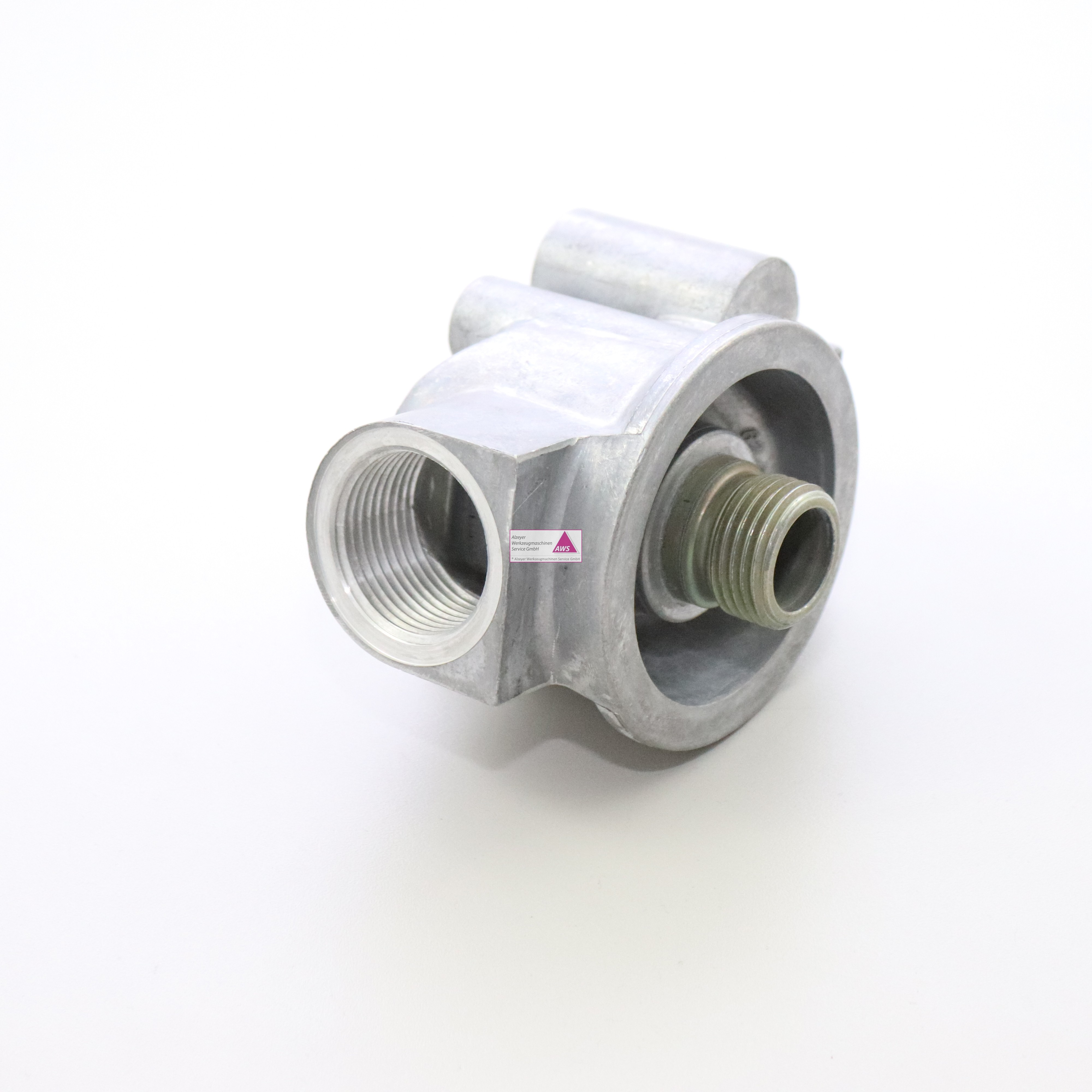 Hydraulikfilterkopf 1 Zoll Anschluß