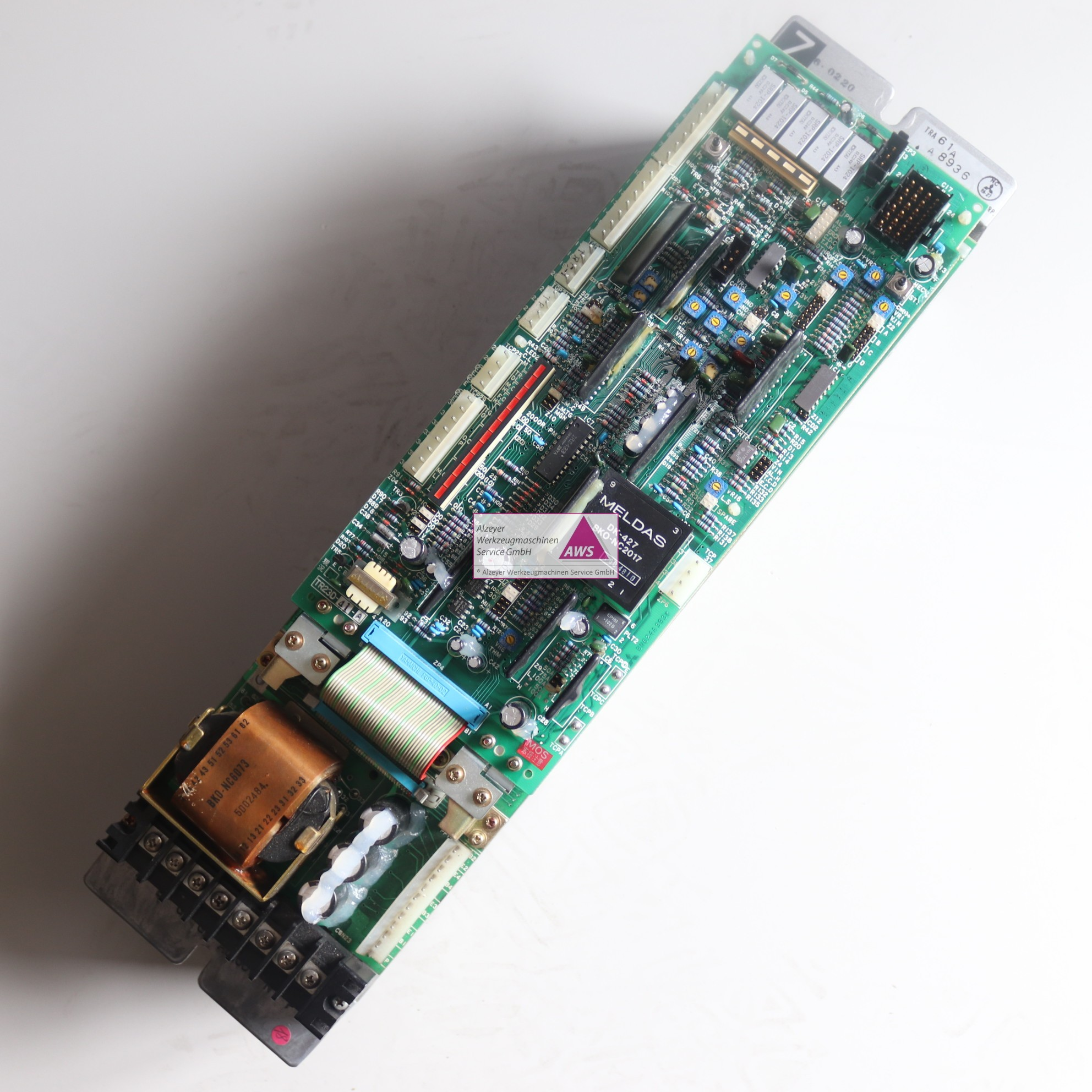 Achsverstärker MEC TRA 61