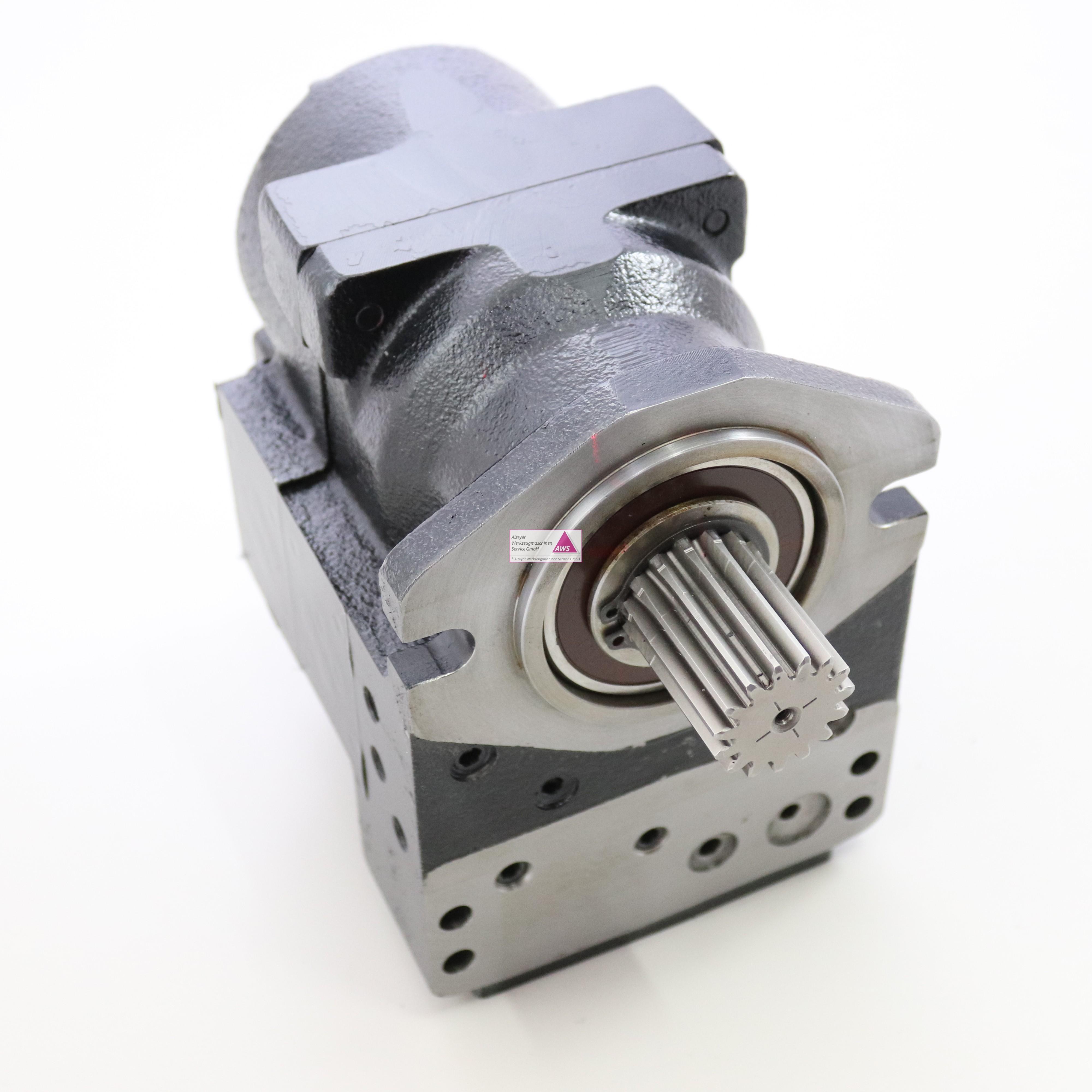 Indexmotor Nachi PI-OB-87-2G für Mazak Drehmaschine