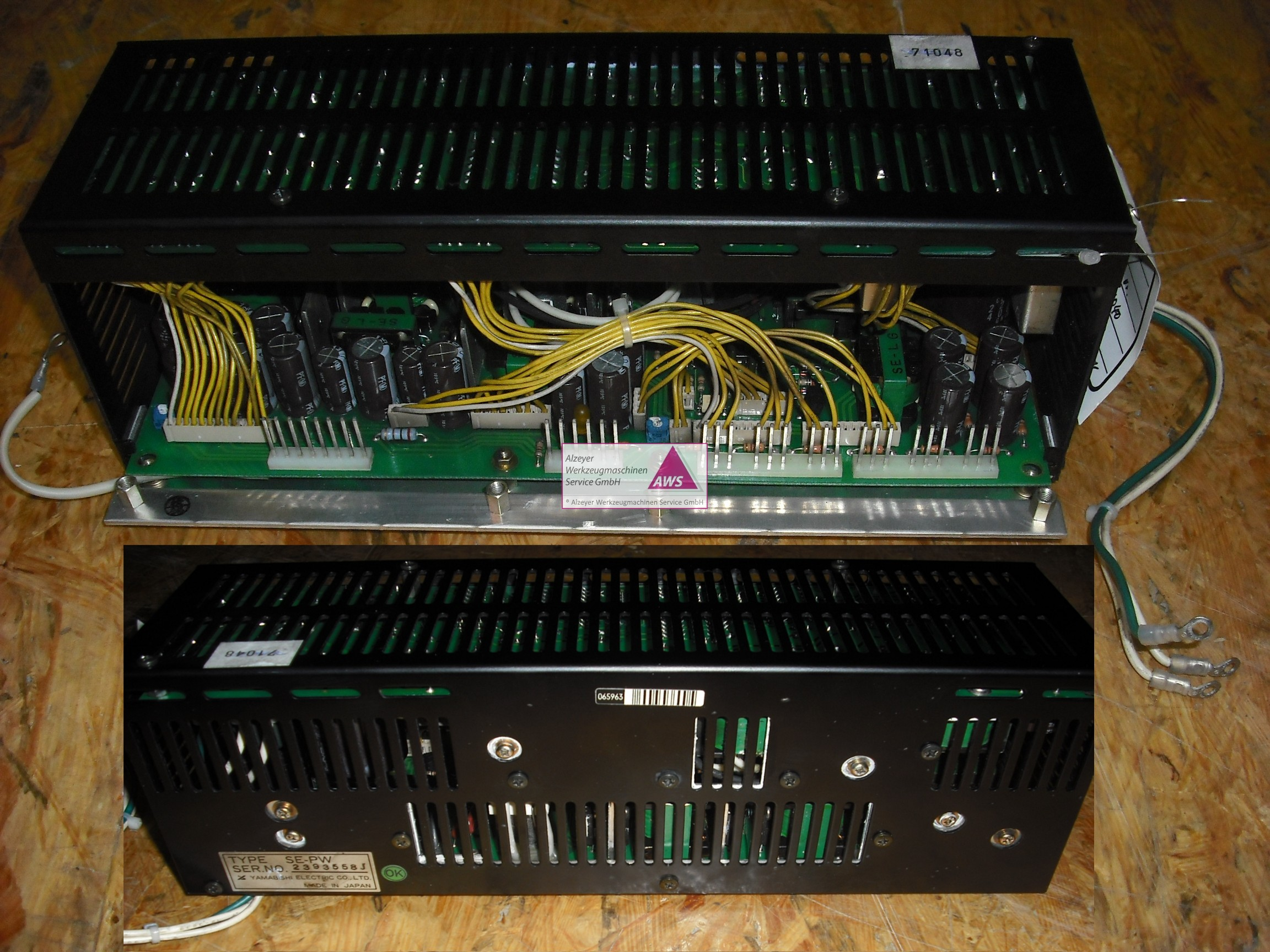 Netzteil MEC SE-PW für Mitsubishi FR-SE Controller