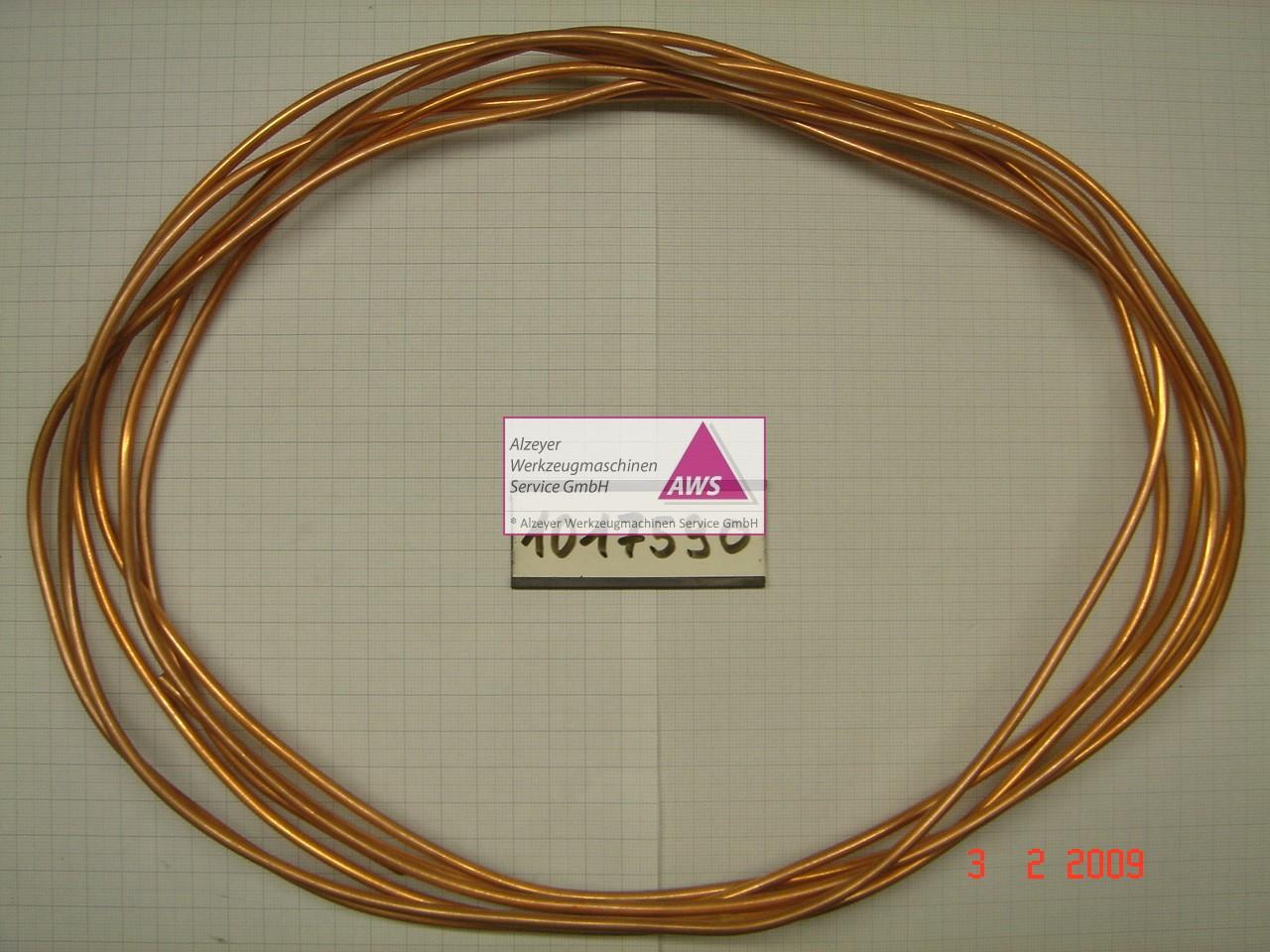 CT-4 Kupferleitung Ø4mm