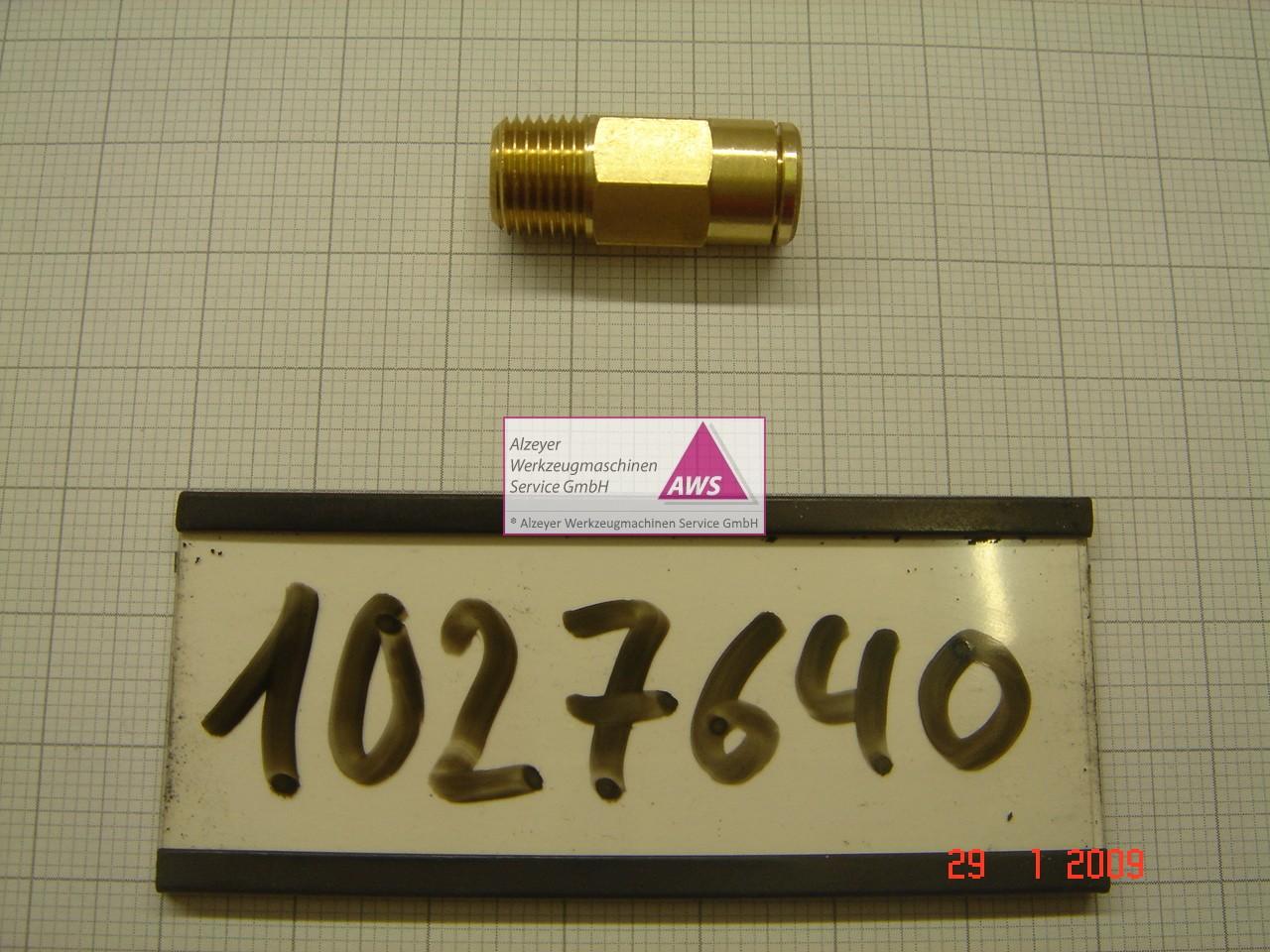 OTS-4 R1/8 Push-in gerade 4mm