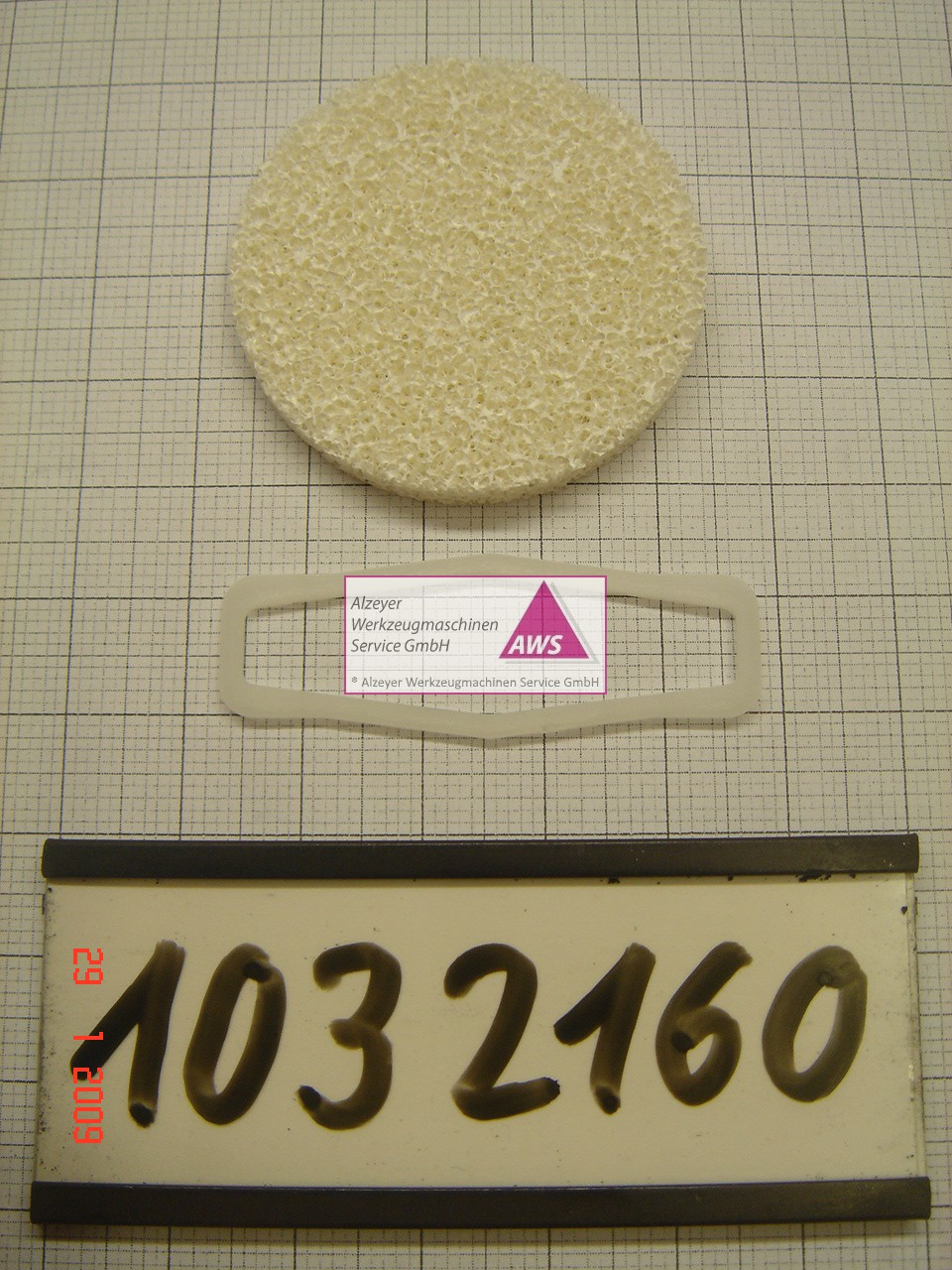 SF-11 Filter für AMO-II, AMR-II  Ansaugfilter