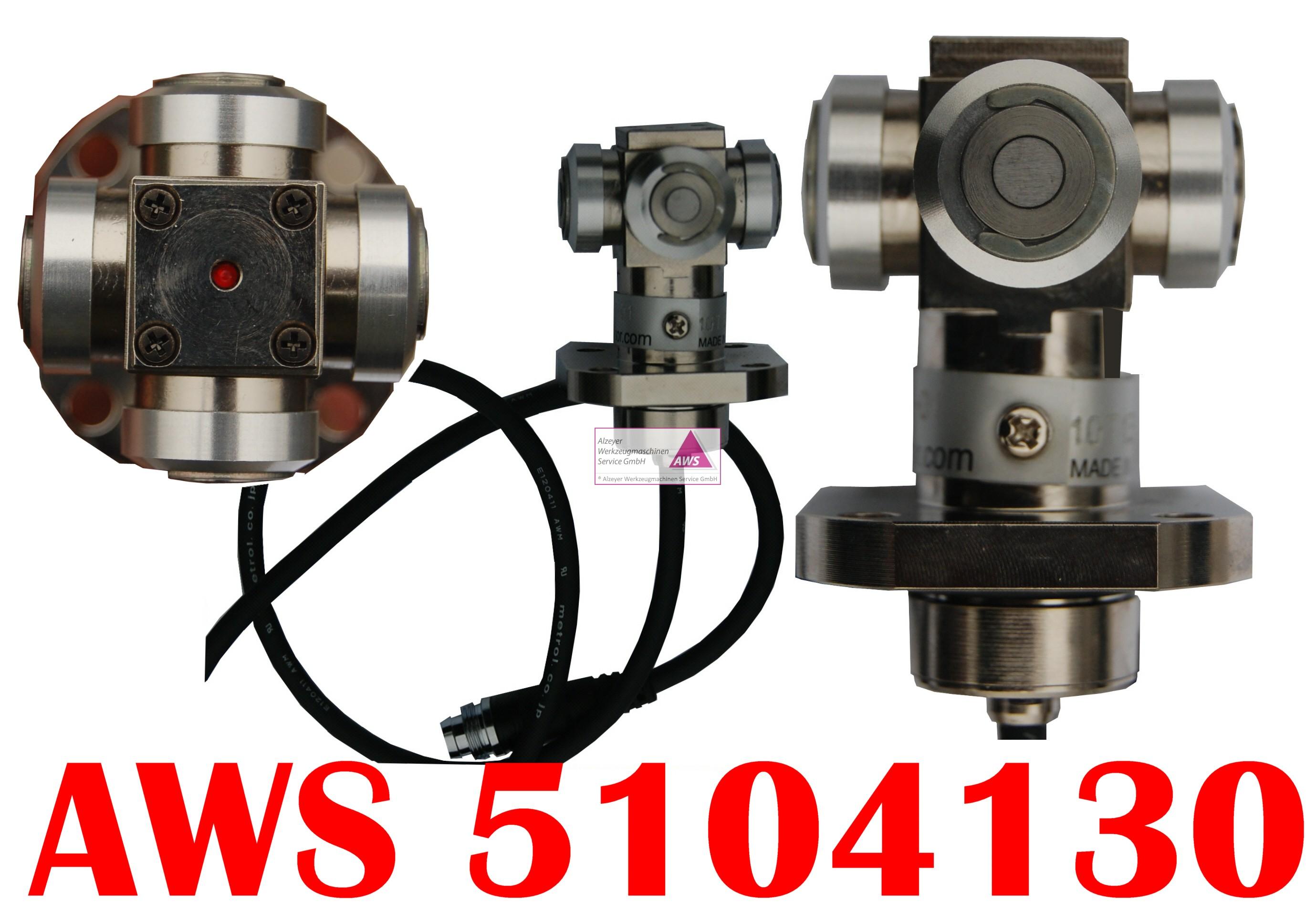 Tooleye METROL Typ H4A-53-01H (neuer Typ)