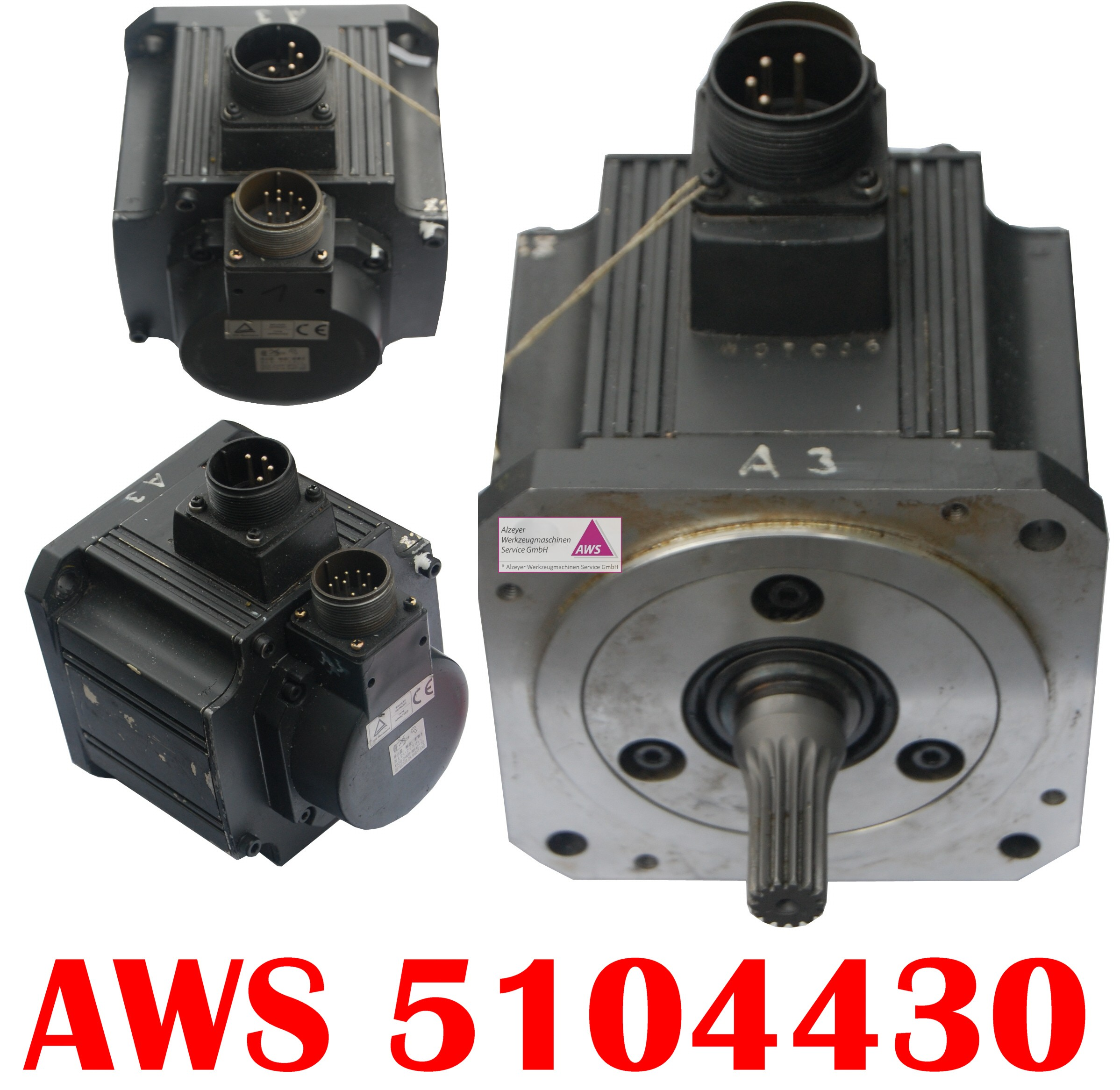Servomotor HC-SF 102