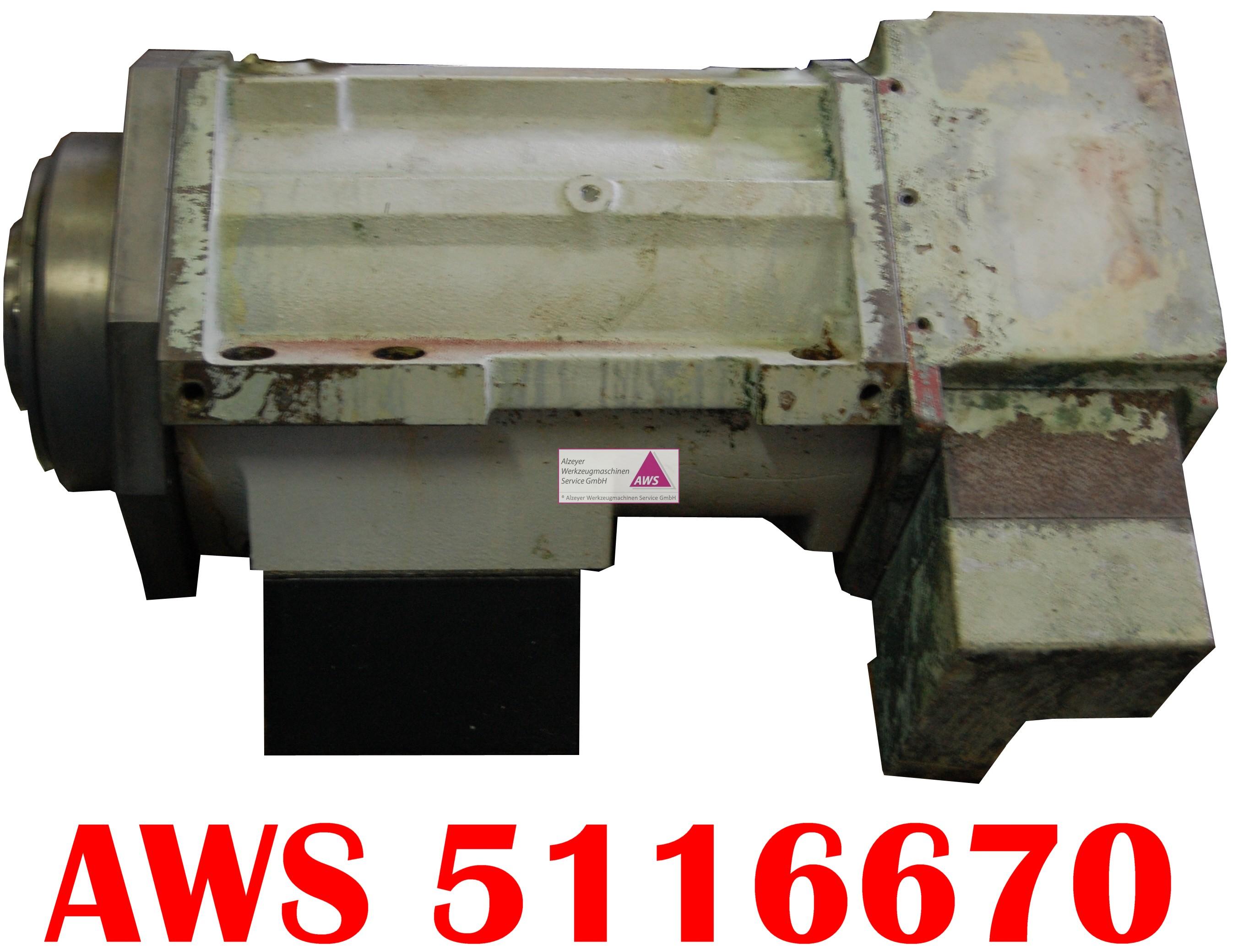 Subspindel Mazak SQT-15/18 (M, MS) Mod.364