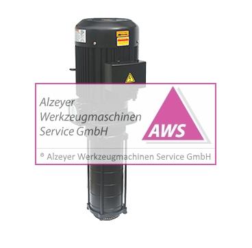 Kühlmittelpumpe S.P.ACRK 4-120/12 2,2KW