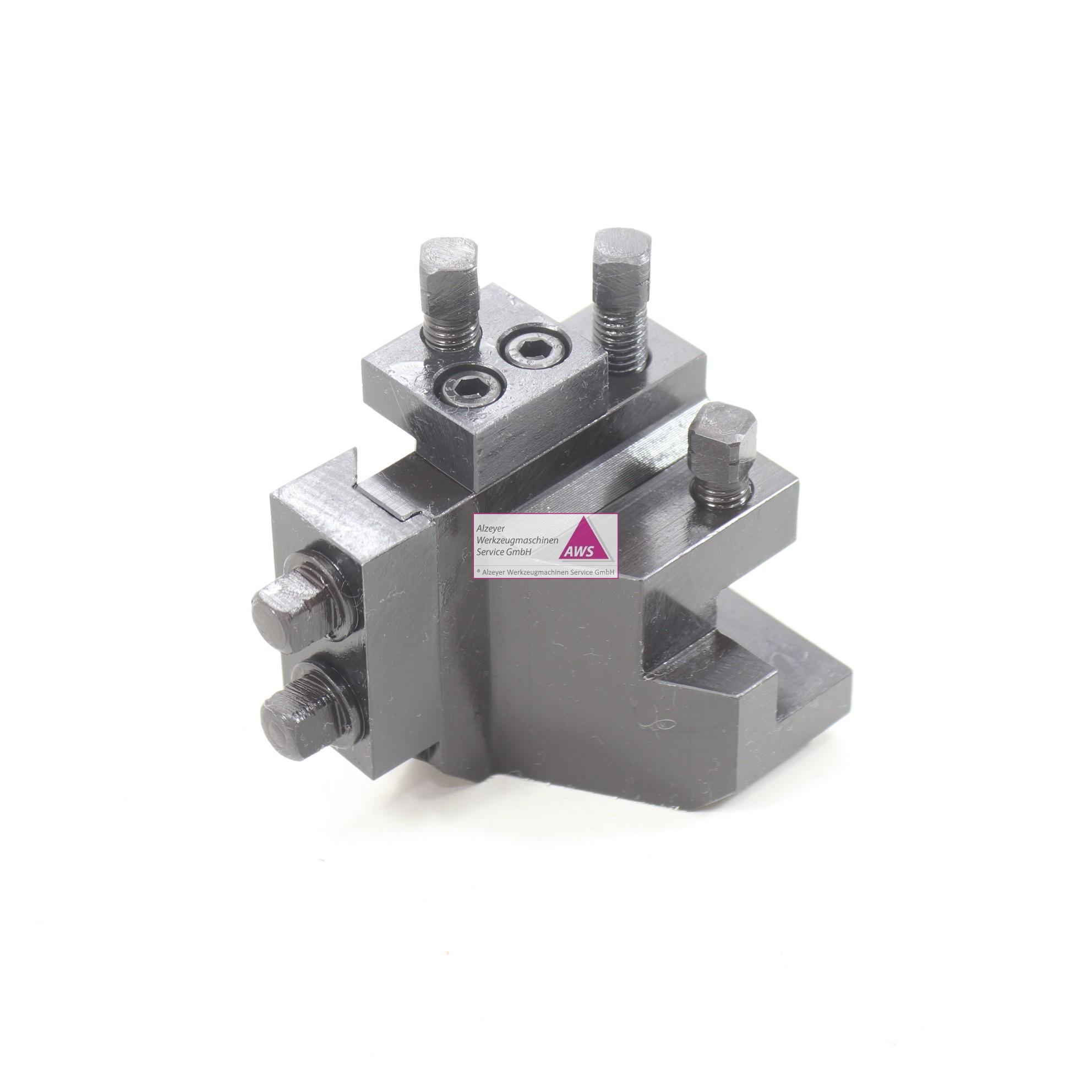 Werkzeughalter Kreuzschlitten Ergomat 16x16 / X1-Z1