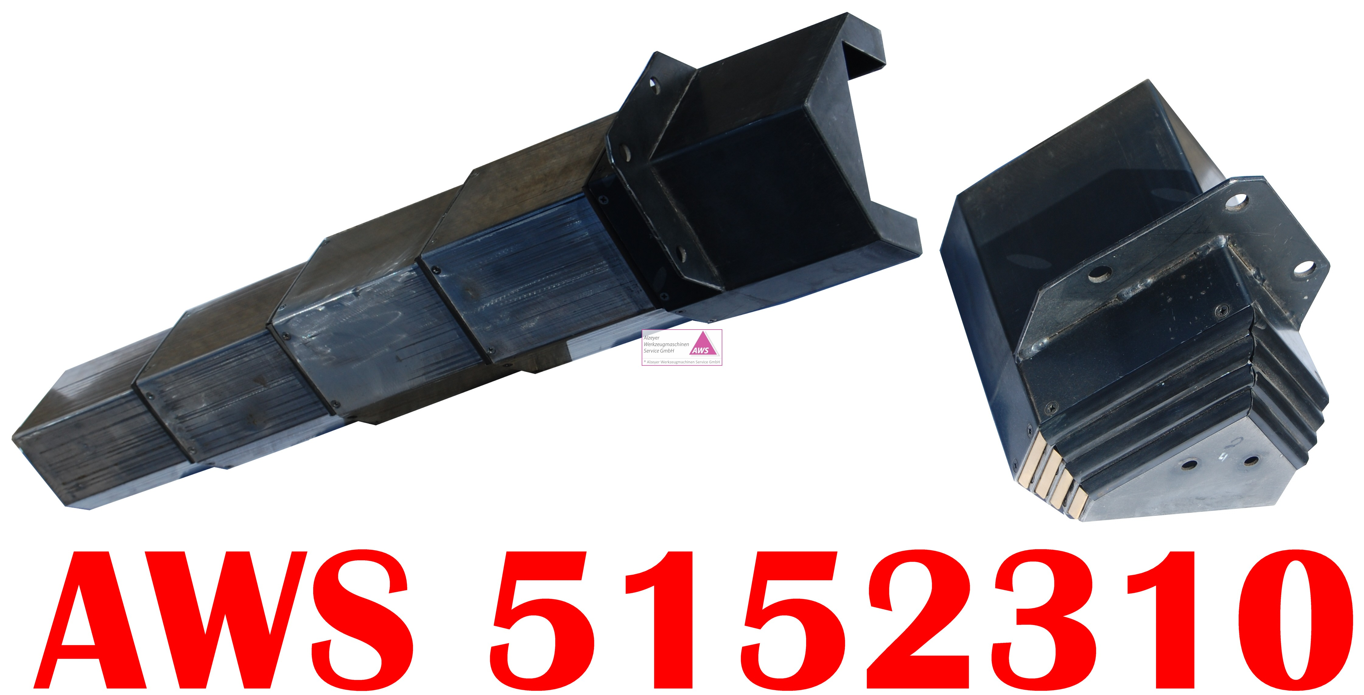 Abdeckung Z-Achse rechts Mazak MP420 -MP620  357
