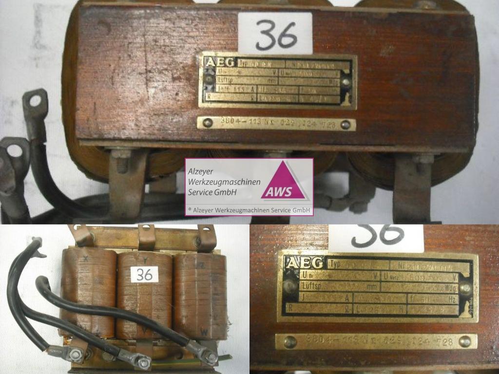 Drosselspule 3-phasig DD9N