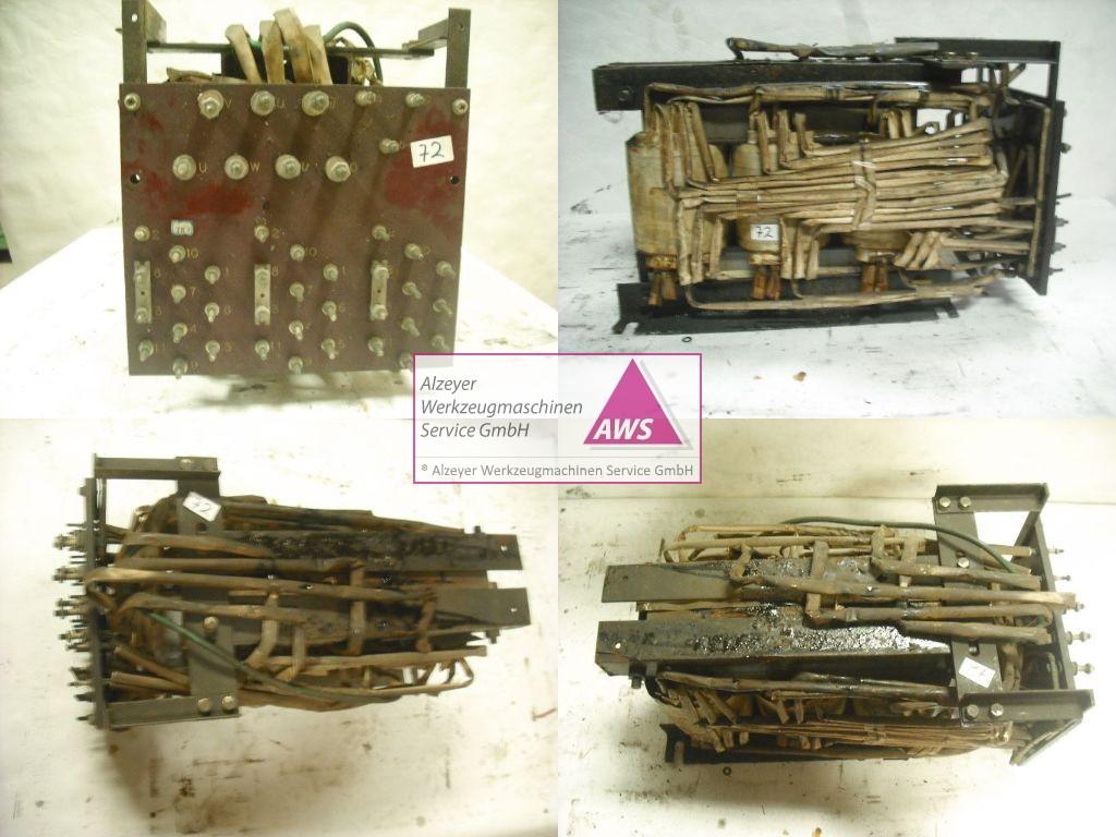 Trafo  Mitsubishi prim.: 208-478V Sek.:3x460Z-266V,199V