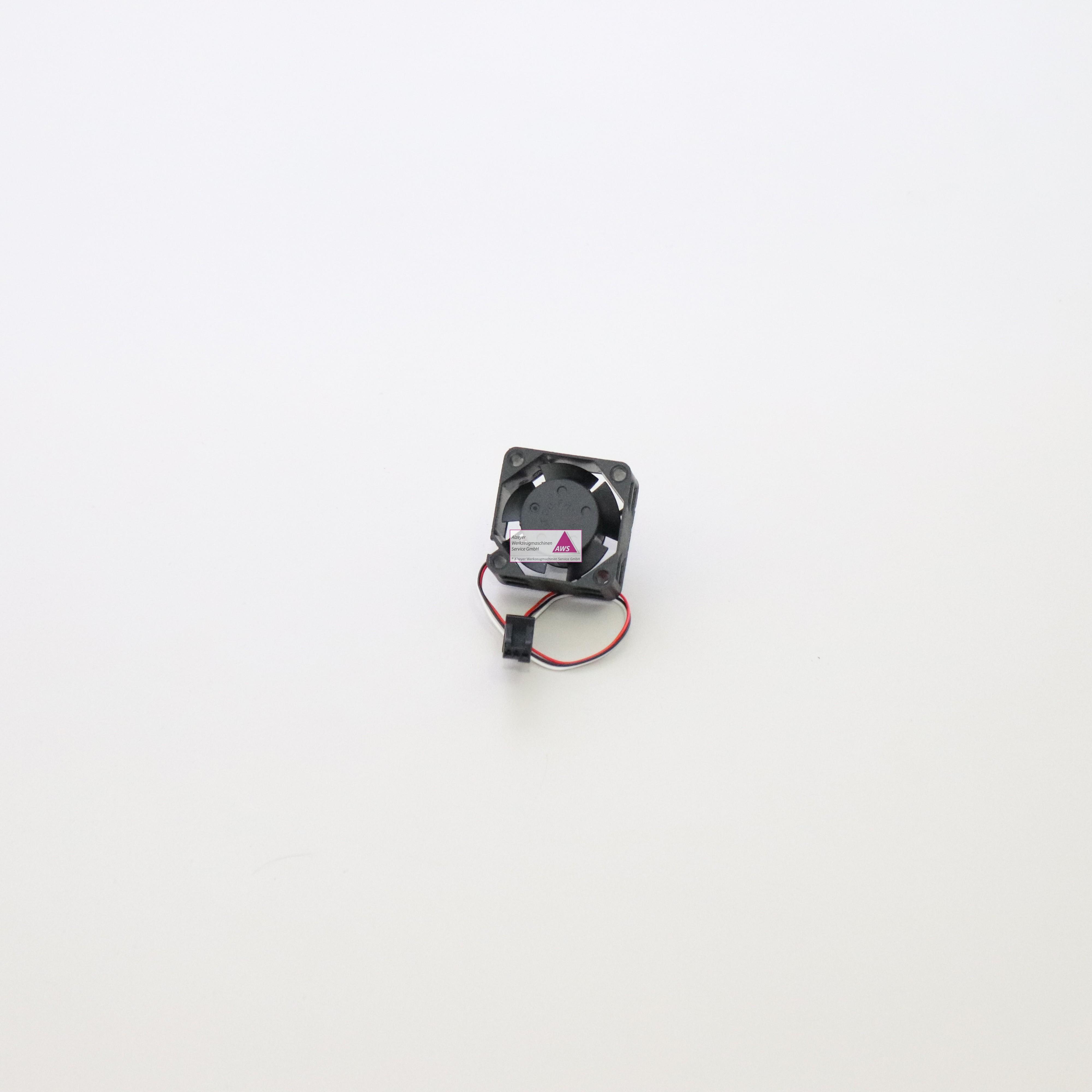 Ventilator Viereckig 41x41x20mm dick (24VDC)