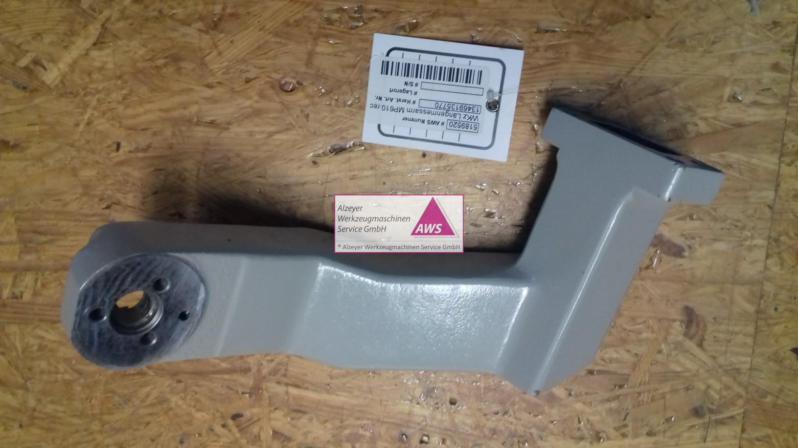 Werkzeug Längenmessarm für Mazak MP610 rechts Mod. 346