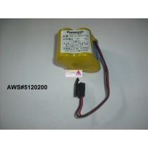 Batterie Fanuc 6V BR2/3AGCT4A