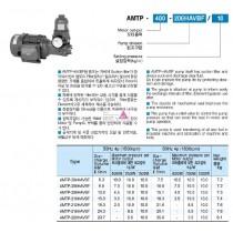 Pumpe T-Rotor 206 HAVBF + Motor 400W