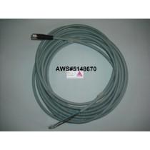 Kabel für Reedschalter und PRS M8x1 gerade