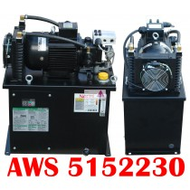 Hydraulikaggregat  NSP-20E-15V1A2-21