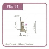 Abstreifer FBA 14  500mm lang