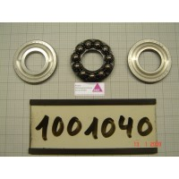 Axialkugellager 51101