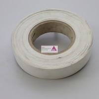Abstreiferband weiß. 60mm breit