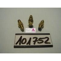 Durchflusseinheit HJB- 4,  M8x1