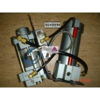 Air-Hydro-Booster für Mazak Revolver QT
