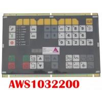 Tastatur Mazak KS-YZ-11B komplett