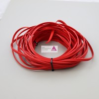 Abstreifergummi E2 E3 rot