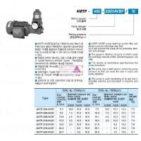 Pumpe T-Rotor 220 HAVBF + Motor 750W