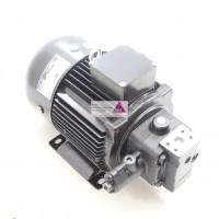Hydraulikpumpe Nachi mit Motor UVN-1A-1A3-2,2-4-11 (12)