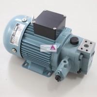 Hydraulikpumpe Nachi mit Motor UVN-1A-0A2-0,7-4-11