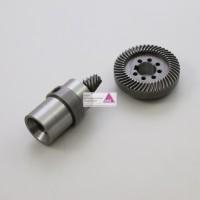 Antriebswelle und Tellerrad Werkzeugwechsler Mazak