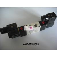 Luftventil 1/4´ Airtac 4V220-08-24VDC