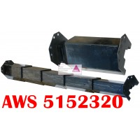 Abdeckung Z-Achse kpl. Mazak MP420 -MP620  357