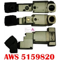 Wasserventil, luftunterstützt, 1/2Zoll VNC211A-15A-1T