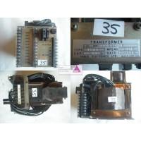 Trafo  FANUC prim.: 200 - 550V Sek.: 220, 100, 100,100V