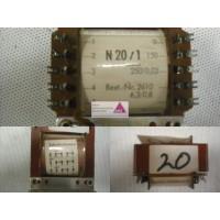 Trafo  prim.: 0 - 250V Sek.: 0-150-250V   6,3V