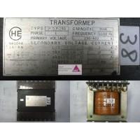 Trafo  prim.: 2 x 200-230V Sek.:100-115, 100-115, 100-V