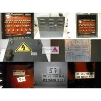 Trafo  Mitsubishi prim.: 200-480V Sek.:3x200,3x202,100