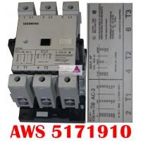 Schütz 3TF5022-0AP0 /  200VAC