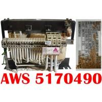 Trafo  Mitsubishi prim.: 200 - 480V Sek.: 200, 149, 100